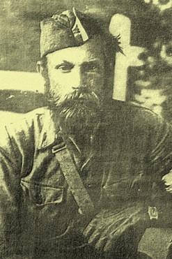 Василь Дмитрович Боровець