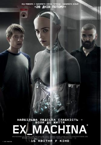Екс Машина / Ex Machina (2015)