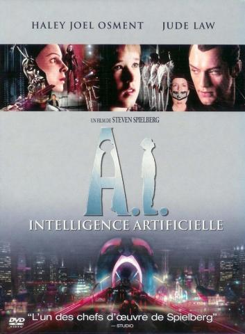 Штучний розум / Artificial Intelligence: AI (2001)